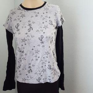 Self esteem size large blouse